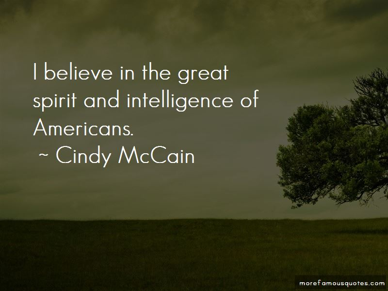 Cindy McCain Quotes Pictures 2