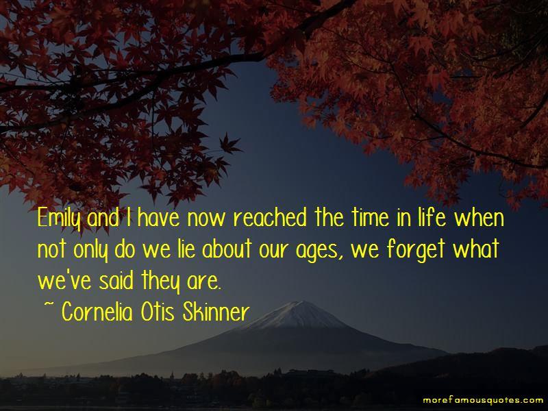 Cornelia Otis Skinner Quotes Pictures 3