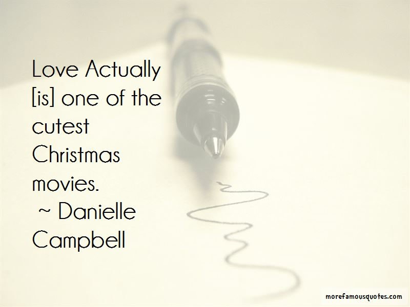 Danielle Campbell Quotes Pictures 3