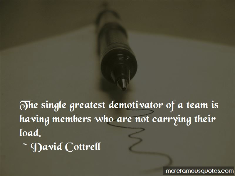 David Cottrell Quotes Pictures 2