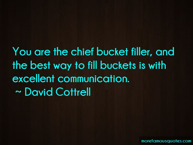 David Cottrell Quotes Pictures 3