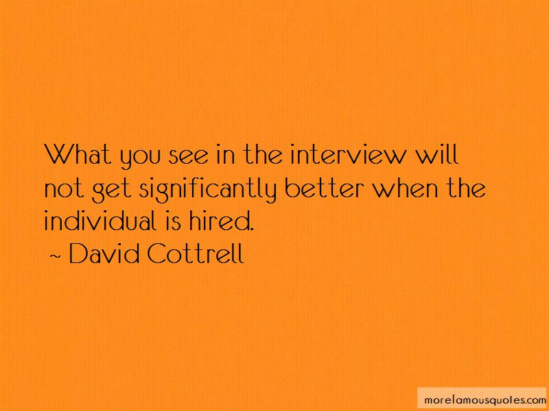 David Cottrell Quotes Pictures 4