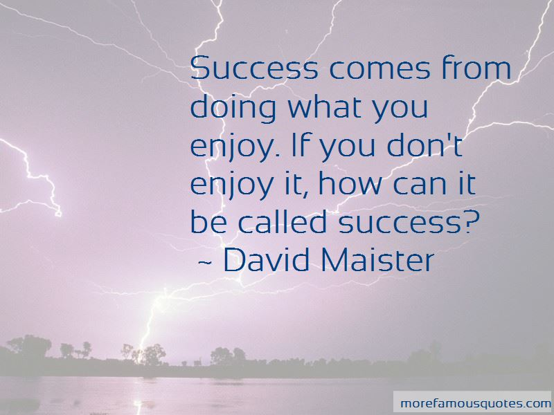 David Maister Quotes Pictures 3