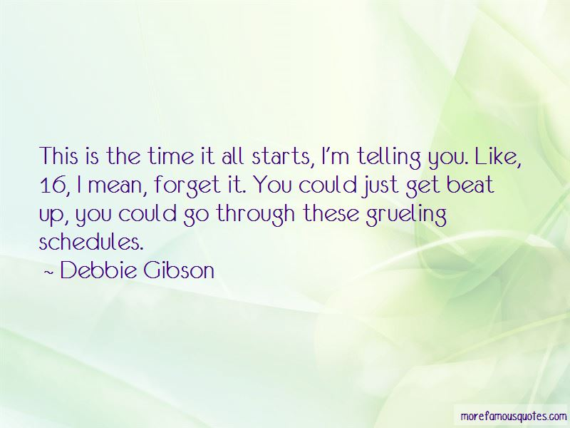 Debbie Gibson Quotes Pictures 2