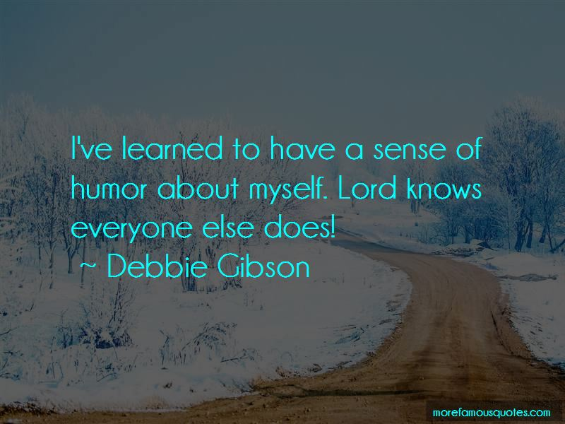 Debbie Gibson Quotes Pictures 3
