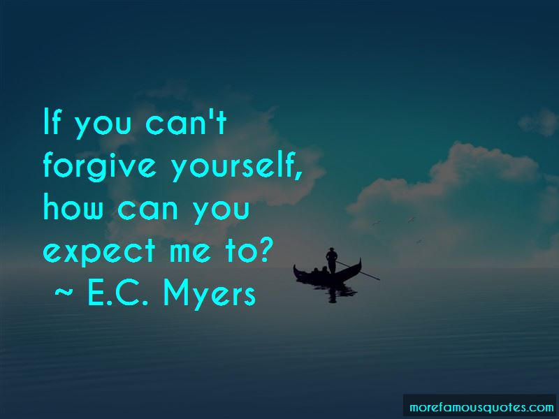 E.C. Myers Quotes Pictures 2