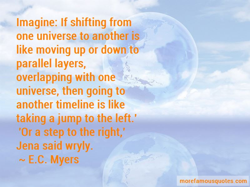 E.C. Myers Quotes Pictures 3