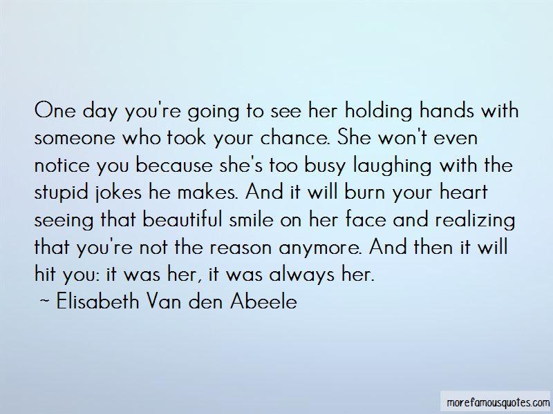 Elisabeth Van Den Abeele Quotes Pictures 2