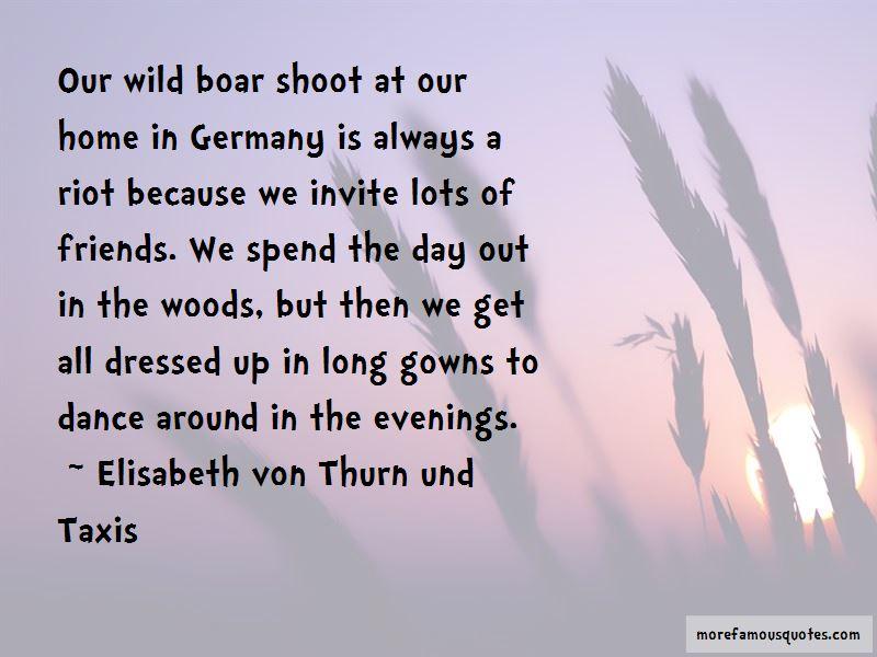 Elisabeth Von Thurn Und Taxis Quotes Pictures 2