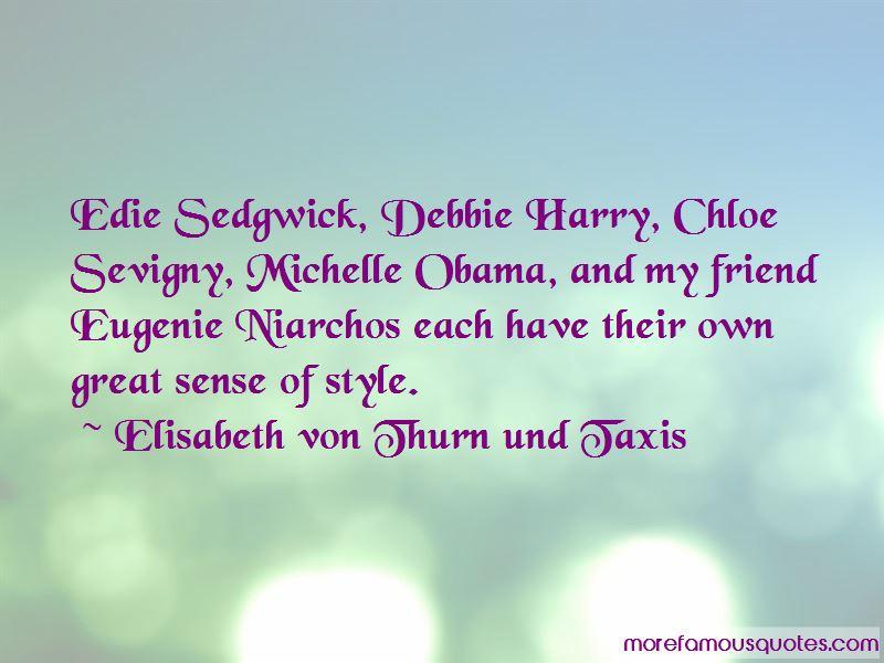 Elisabeth Von Thurn Und Taxis Quotes