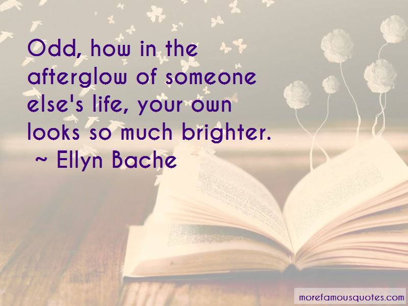 Ellyn Bache Quotes Pictures 2
