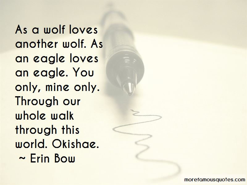 Erin Bow Quotes Pictures 2
