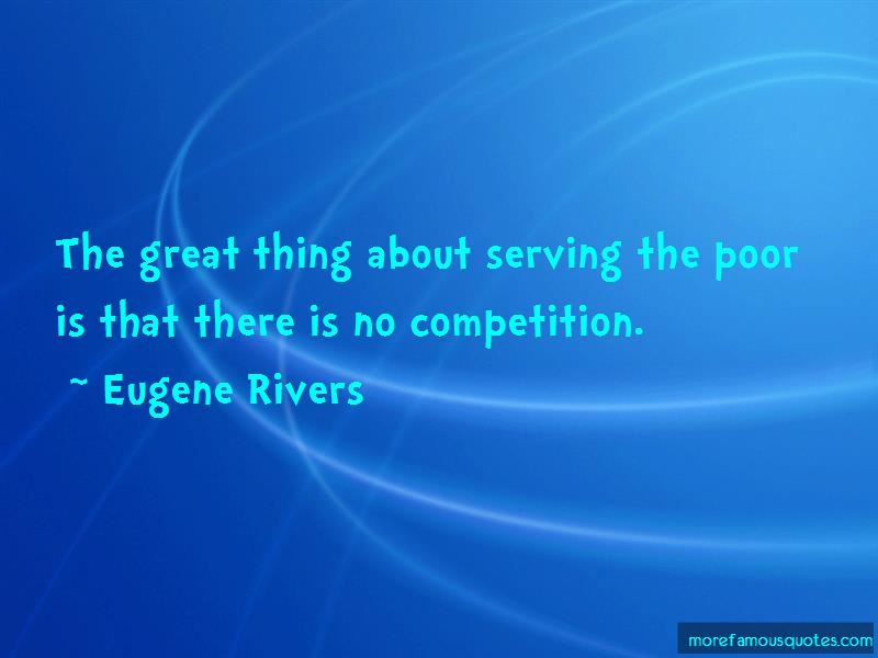 Eugene Rivers Quotes