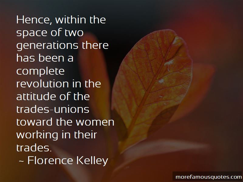 Florence Kelley Quotes Pictures 3