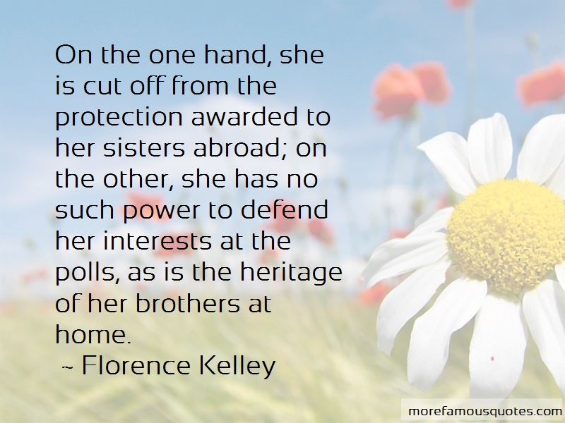 Florence Kelley Quotes Pictures 4
