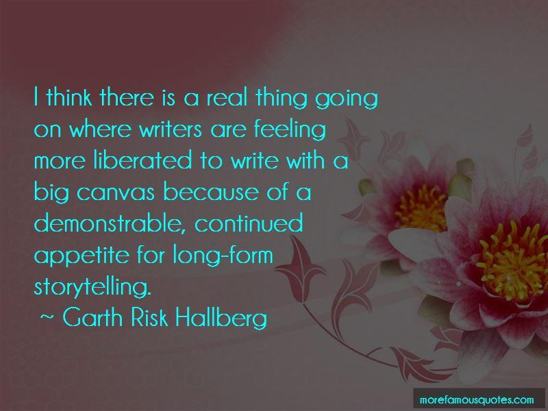 Garth Risk Hallberg Quotes Pictures 2