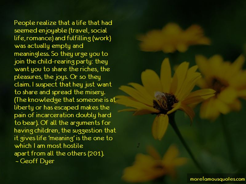 Geoff Dyer Quotes Pictures 4