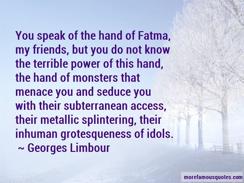 Georges Limbour Quotes