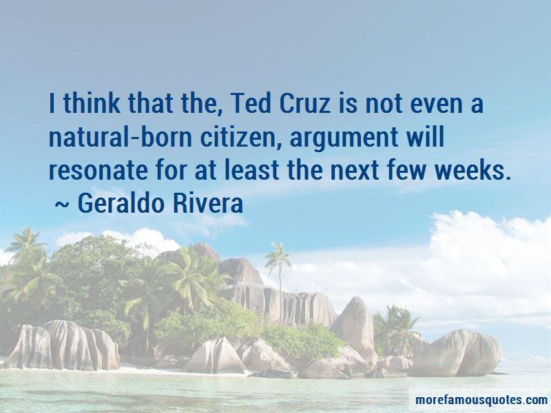 Geraldo Rivera Quotes Pictures 4