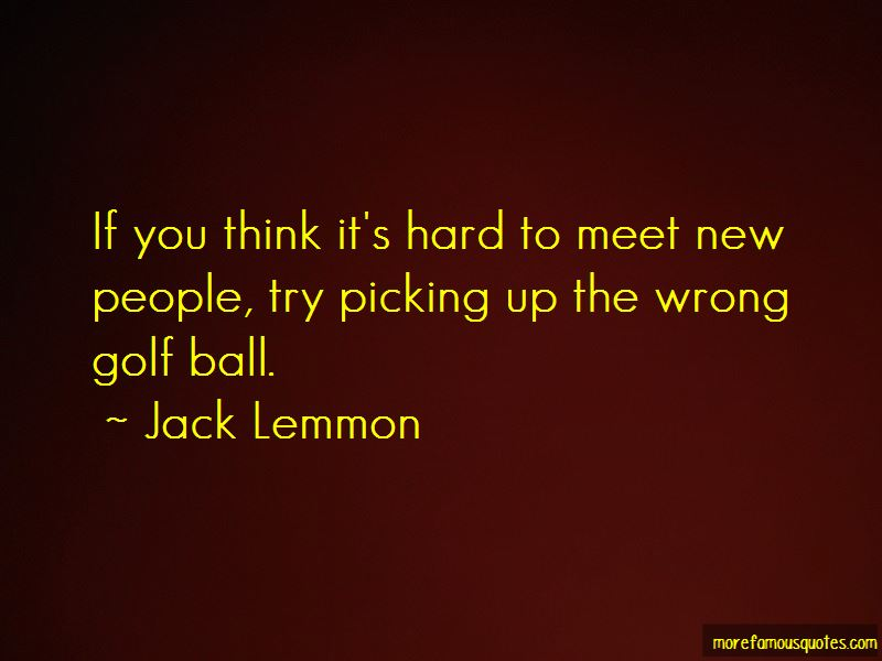 Jack Lemmon Quotes Pictures 2