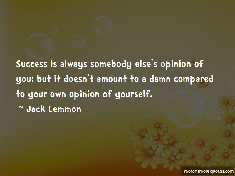 Jack Lemmon Quotes Pictures 3
