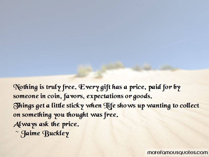 Jaime Buckley Quotes Pictures 2