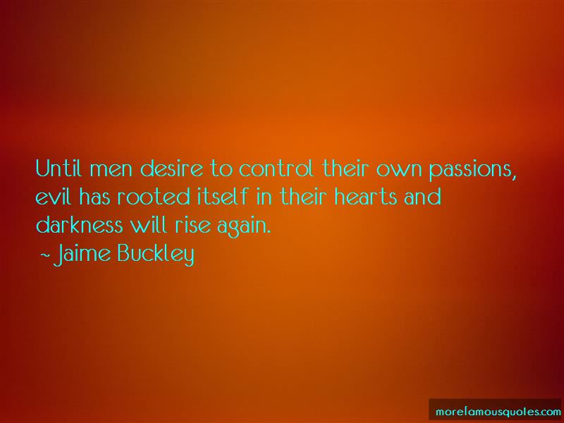 Jaime Buckley Quotes Pictures 4