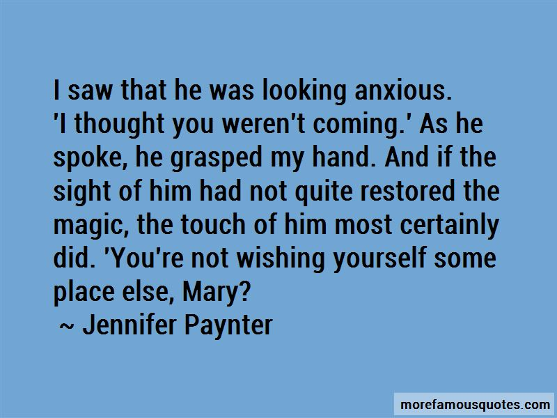 Jennifer Paynter Quotes Pictures 4