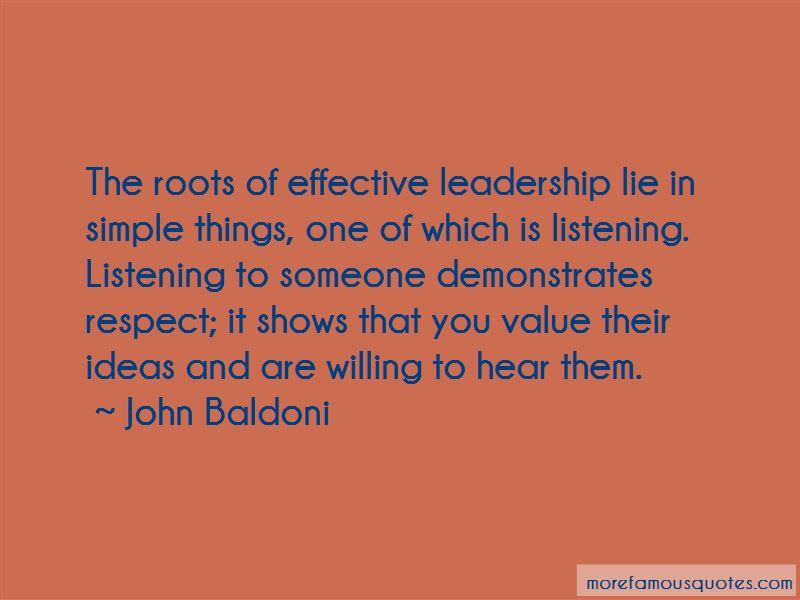 John Baldoni Quotes Pictures 4