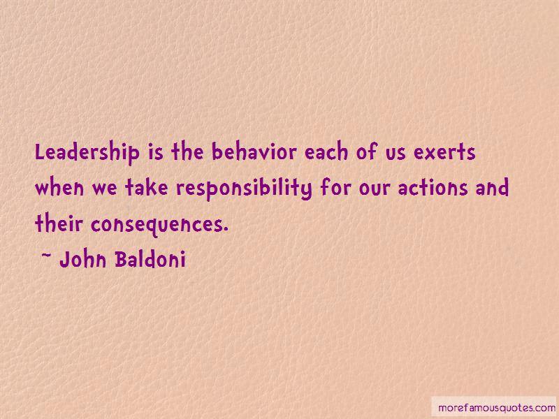 John Baldoni Quotes