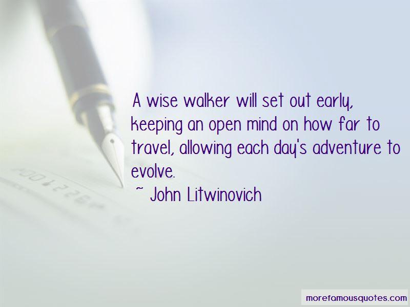 John Litwinovich Quotes
