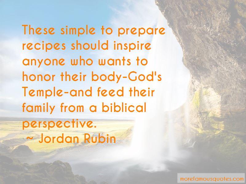 Jordan Rubin Quotes