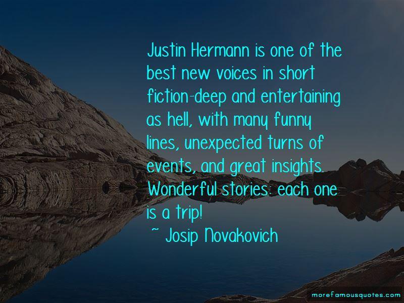 Josip Novakovich Quotes Pictures 3