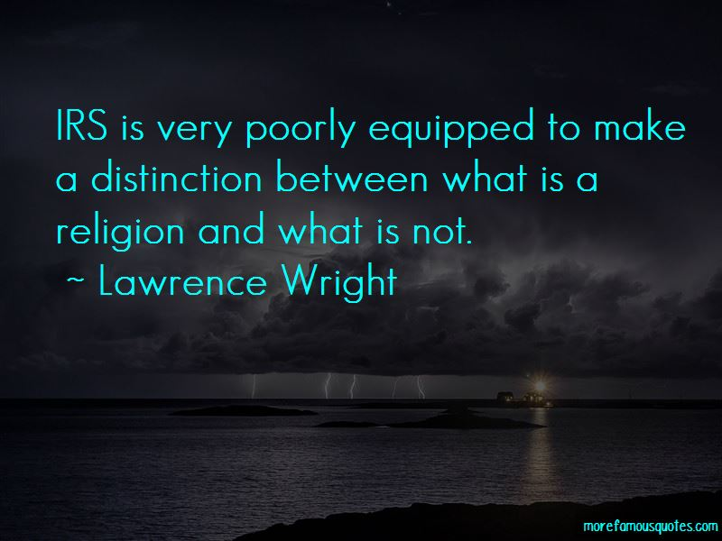 Lawrence Wright Quotes Pictures 2