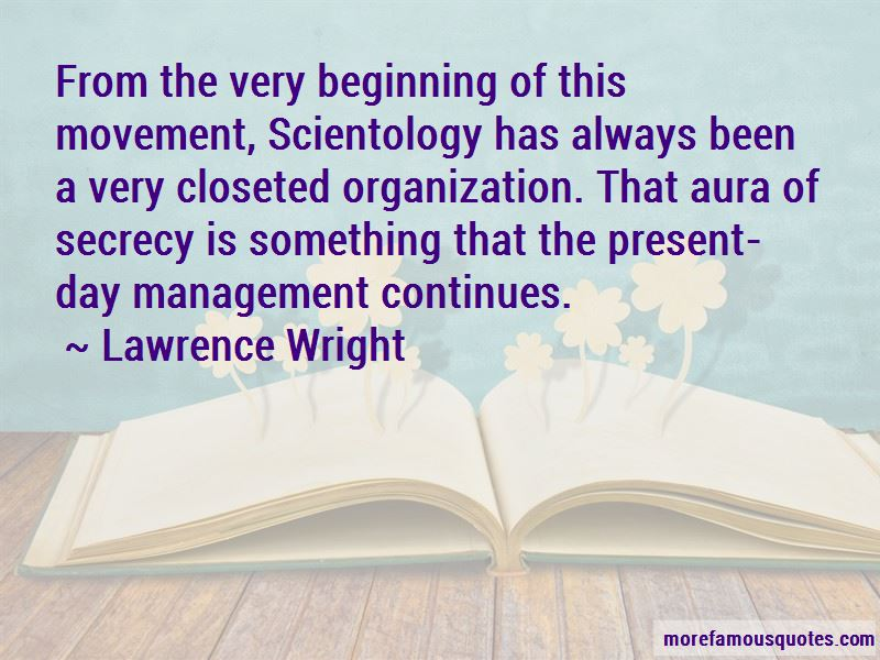 Lawrence Wright Quotes Pictures 3