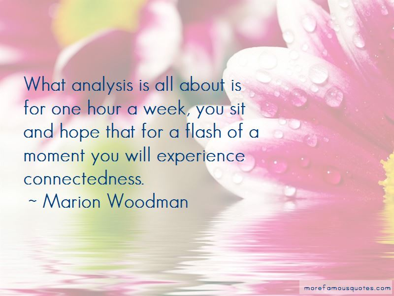 Marion Woodman Quotes Pictures 2