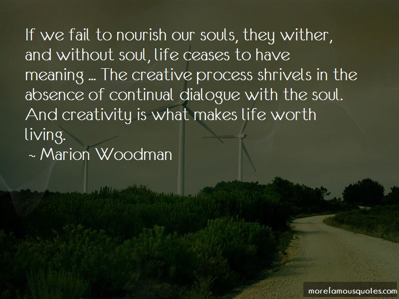 Marion Woodman Quotes Pictures 3