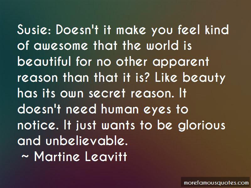 Martine Leavitt Quotes Pictures 2