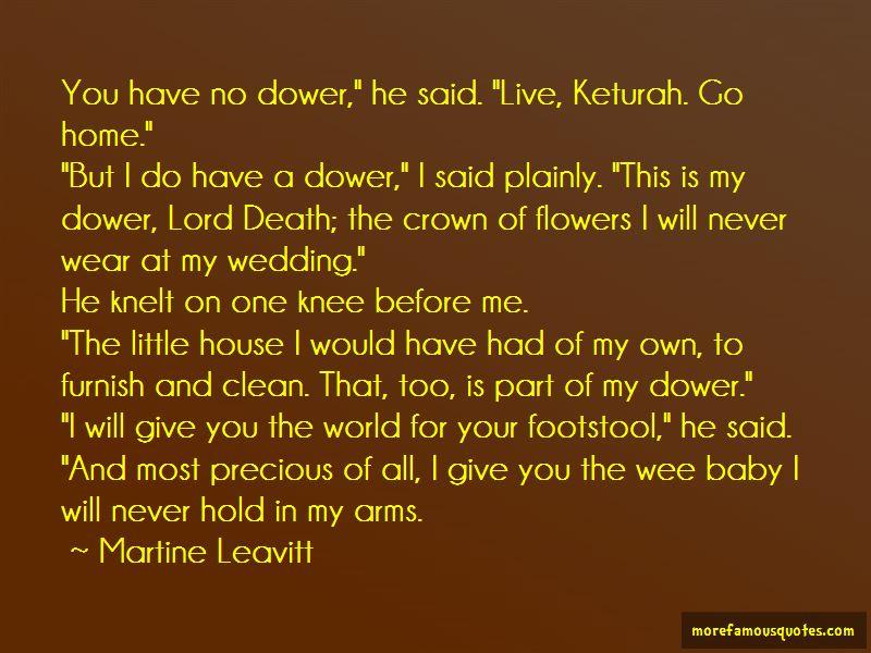 Martine Leavitt Quotes Pictures 3