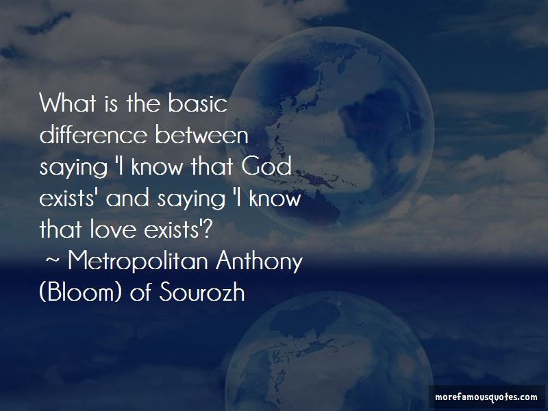 Metropolitan Anthony (Bloom) Of Sourozh Quotes Pictures 2
