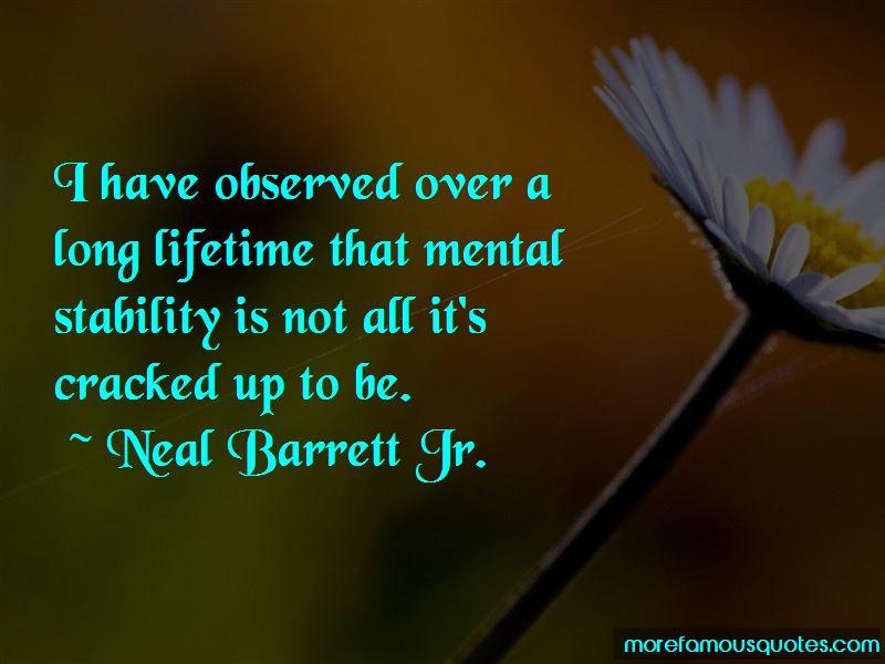 Neal Barrett Jr. Quotes