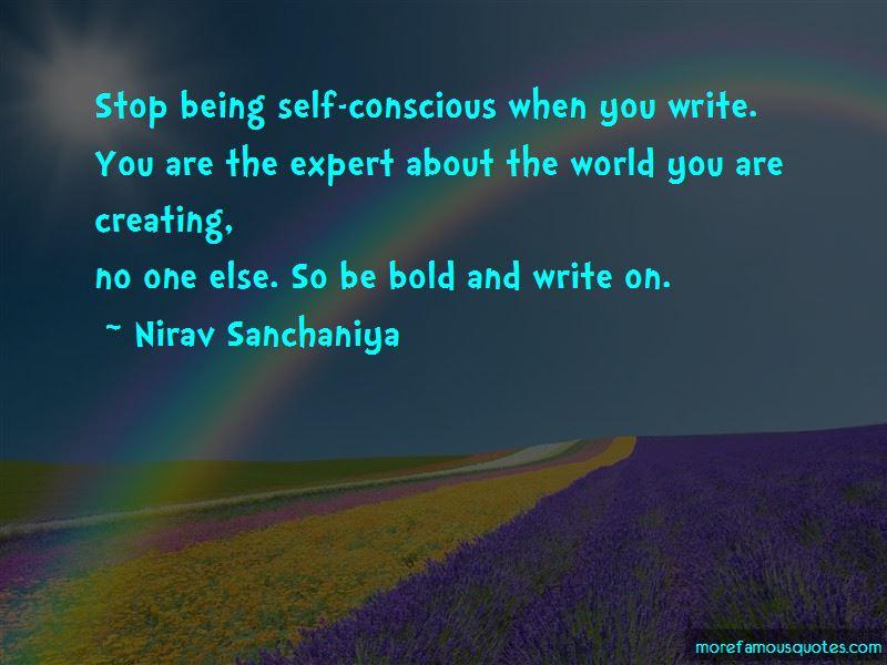 Nirav Sanchaniya Quotes