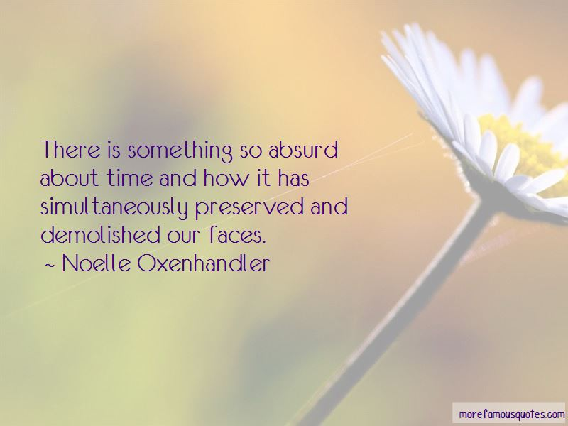 Noelle Oxenhandler Quotes Pictures 2