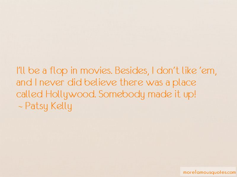 Patsy Kelly Quotes Pictures 4
