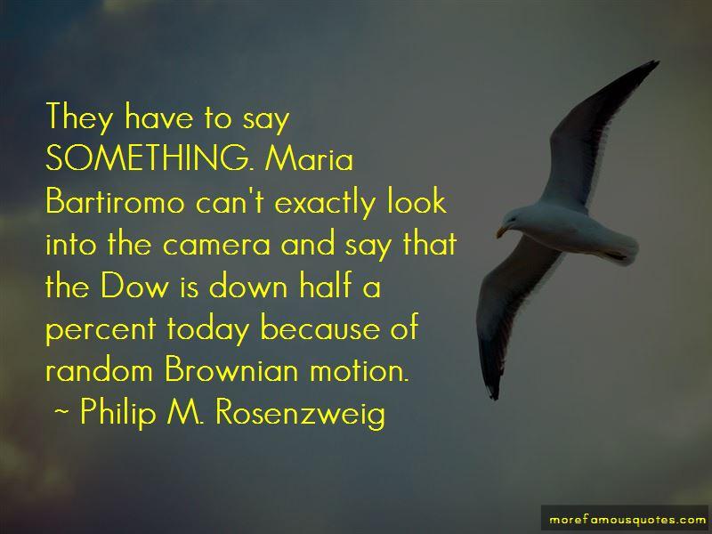 Philip M. Rosenzweig Quotes