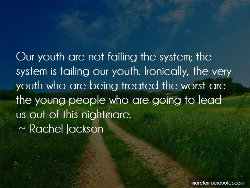 Rachel Jackson Quotes