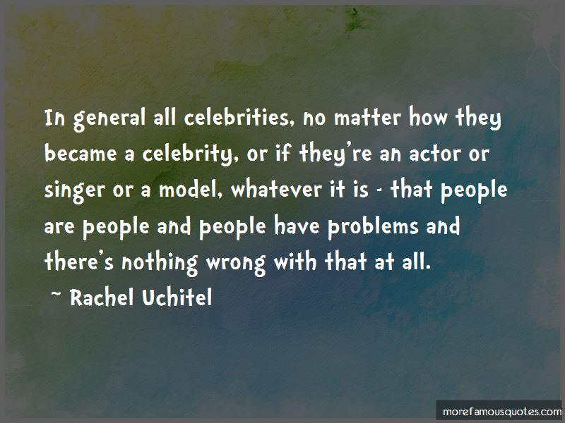 Rachel Uchitel Quotes Pictures 2