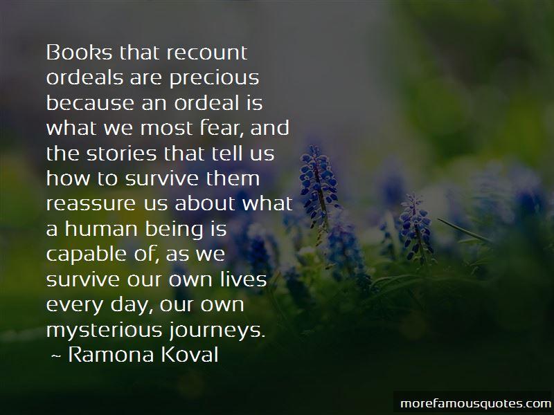 Ramona Koval Quotes