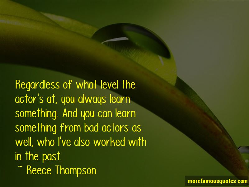 Reece Thompson Quotes Pictures 3