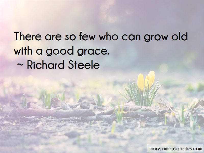 Richard Steele Quotes Pictures 4